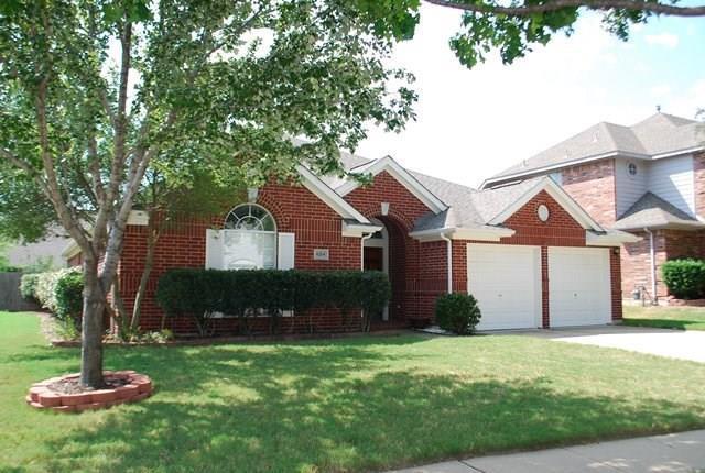 624 Cottonwood Trail, Keller, TX 76248 (MLS #13697435) :: Kindle Realty