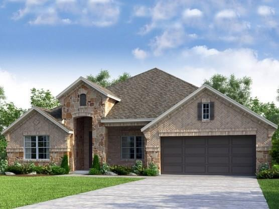 2500 Bottlebrush Drive, Prosper, TX 75078 (MLS #13698675) :: The Cheney Group