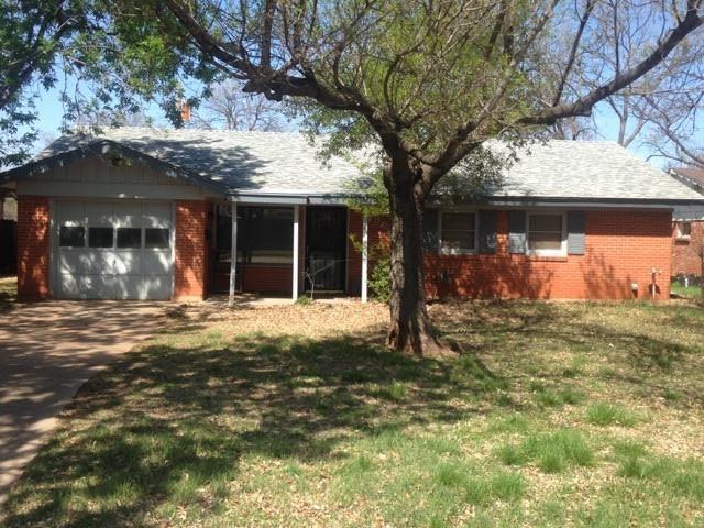 3624 State Street, Abilene, TX 79603 (MLS #13707824) :: The Chad Smith Team