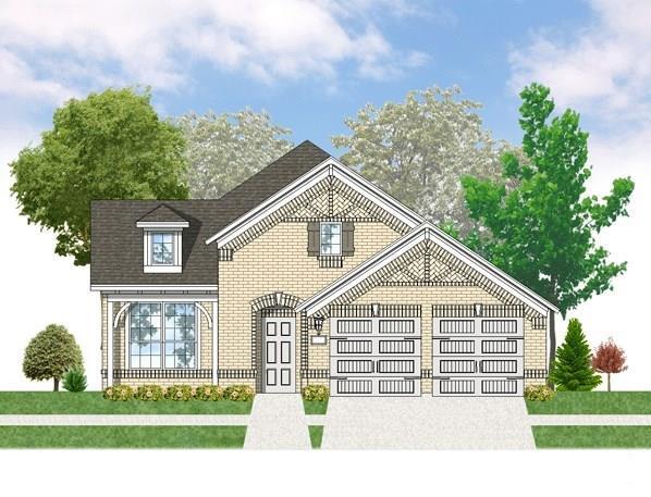 6209 Whiskerbrush, Flower Mound, TX 76226 (MLS #13708248) :: The Real Estate Station