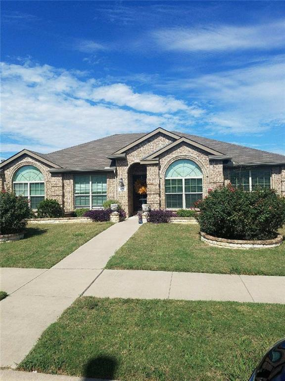 713 Rain Lily Drive, Desoto, TX 75115 (MLS #13708967) :: RE/MAX Preferred Associates