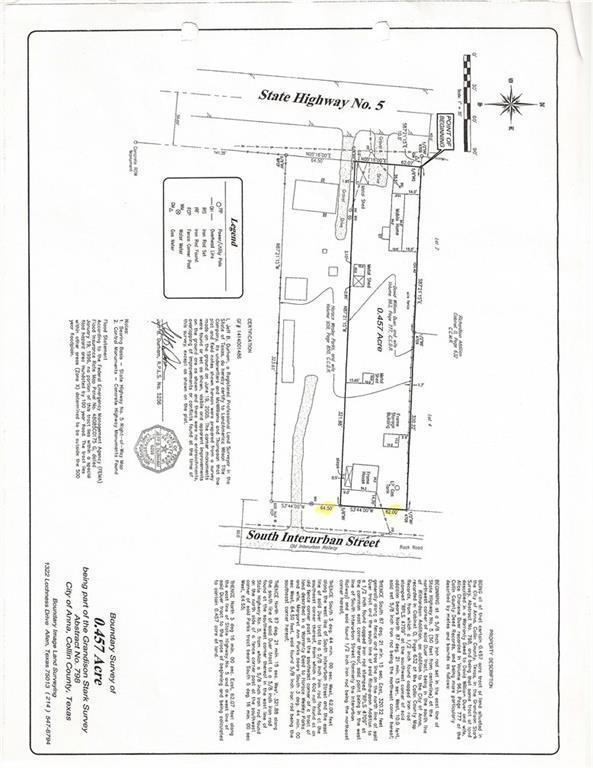 921 S Powell Parkway, Anna, TX 75409 (MLS #13710175) :: RE/MAX Landmark