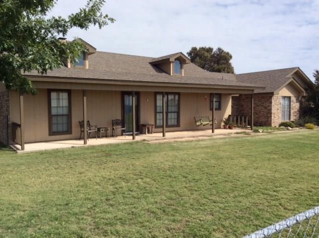 1325 County Road 150, Tuscola, TX 79562 (MLS #13710488) :: The Tonya Harbin Team