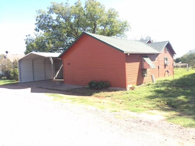 406 W North 2nd Street, Roby, TX 79543 (MLS #13710567) :: Robbins Real Estate Group