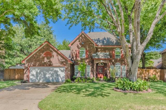 3306 Knob Oak Drive, Grapevine, TX 76051 (MLS #13711863) :: The Marriott Group