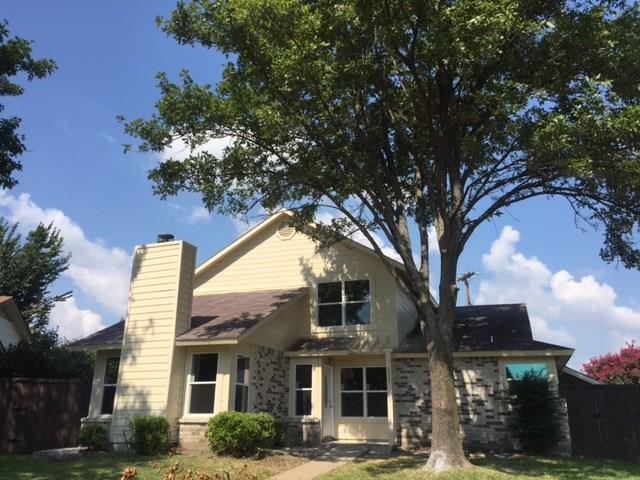 4025 Bond Street, Rowlett, TX 75088 (MLS #13713982) :: The Good Home Team