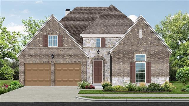 1064 Myers Park, Roanoke, TX 76262 (MLS #13714609) :: Team Hodnett