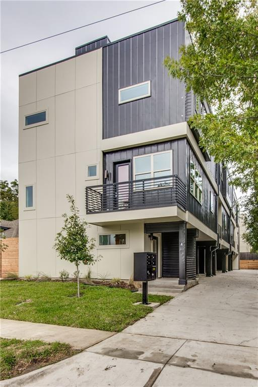 5615 Bryan Parkway D, Dallas, TX 75206 (MLS #13715468) :: Team Hodnett