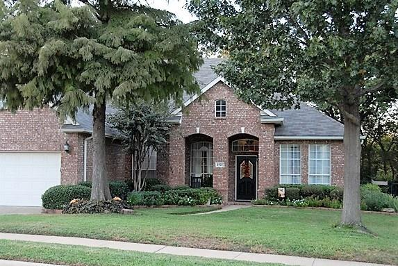 1521 Pearl River Drive, Flower Mound, TX 75028 (MLS #13716600) :: RE/MAX