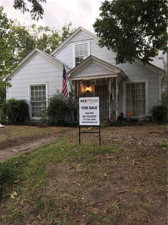 3909 Linden Avenue, Fort Worth, TX 76107 (MLS #13717056) :: The Mitchell Group