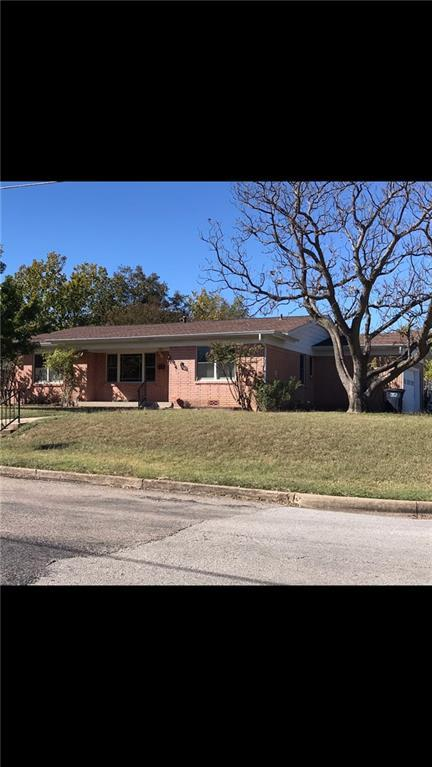 3100 Olive Place, Fort Worth, TX 76116 (MLS #13718401) :: Team Hodnett