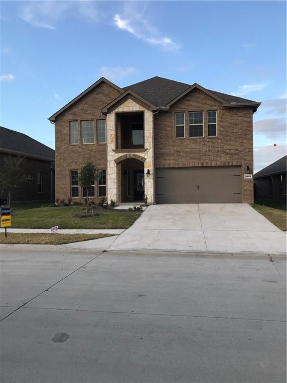 3204 Sunny Hill Way, Royse City, TX 75189 (MLS #13719222) :: Team Hodnett