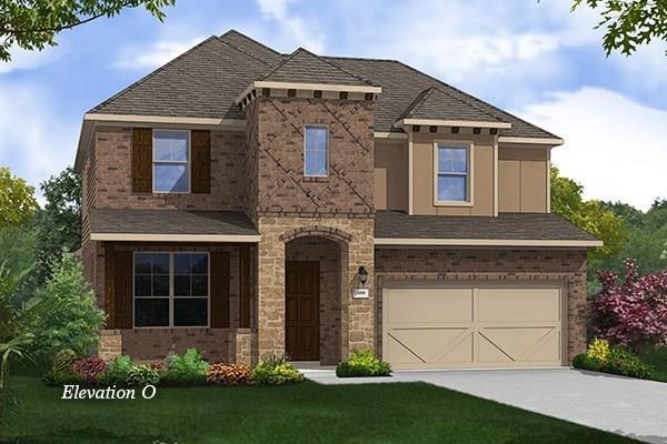 6517 Roaring Creek Drive, Denton, TX 76226 (MLS #13722376) :: Team Hodnett