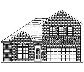 9624 Athens Drive, Denton, TX 76226 (MLS #13728339) :: The Real Estate Station