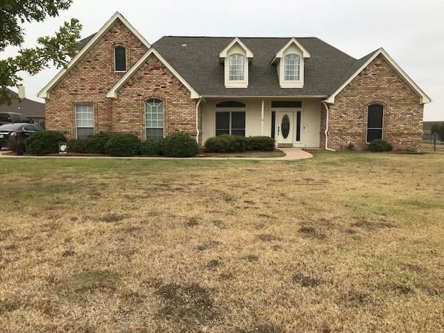 924 Chalk Hill Lane, Haslet, TX 76052 (MLS #13728685) :: The Marriott Group