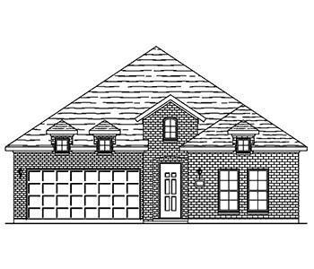 9612 Athens Drive, Denton, TX 76226 (MLS #13728864) :: The Real Estate Station