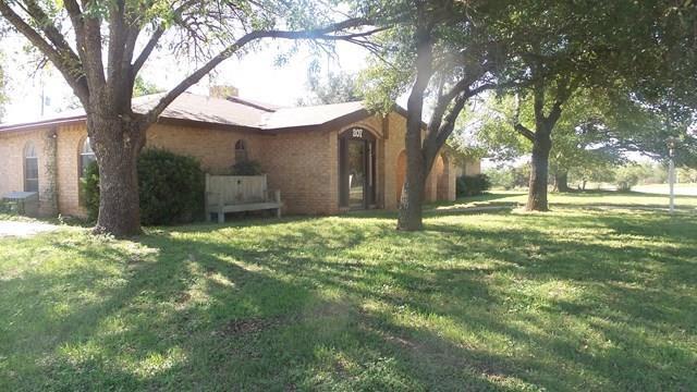 207 N Briarwood Drive, Bronte, TX 76933 (MLS #13731611) :: Team Hodnett