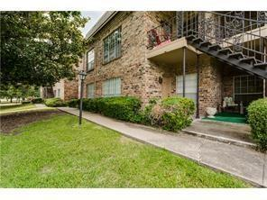 4413 Bellaire Drive S 108S, Fort Worth, TX 76109 (MLS #13733528) :: The Real Estate Station