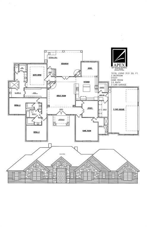 140 Scarlett Oaks Drive, Joshua, TX 76058 (MLS #13733645) :: Robbins Real Estate Group