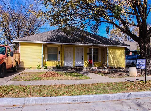 1404 Hickory Street, Grand Prairie, TX 75050 (MLS #13734430) :: The FIRE Group at Keller Williams