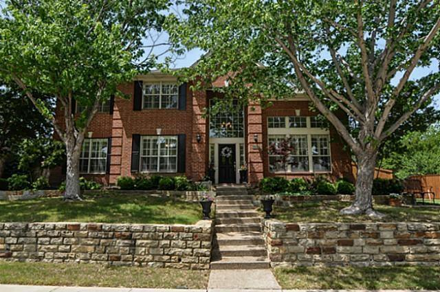 335 Westlake Drive, Coppell, TX 75019 (MLS #13734581) :: Carrington Real Estate Services