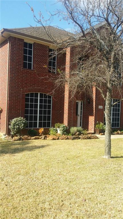 2409 Glenhaven Drive, Corinth, TX 76210 (MLS #13735898) :: Team Tiller