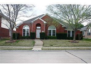 440 Ridge Meade Drive, Lewisville, TX 75067 (MLS #13740671) :: Team Hodnett