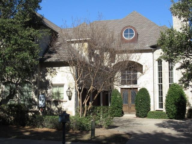 6923 Stone Meadow Drive, Dallas, TX 75230 (MLS #13743787) :: Team Hodnett