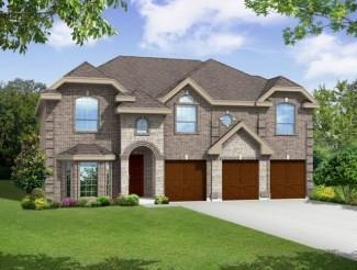 327 Westphalian, Celina, TX 75009 (MLS #13744965) :: Real Estate By Design