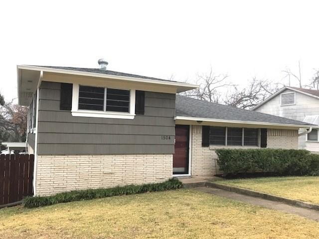 1504 W Day Street, Denison, TX 75020 (MLS #13745814) :: RE/MAX Elite