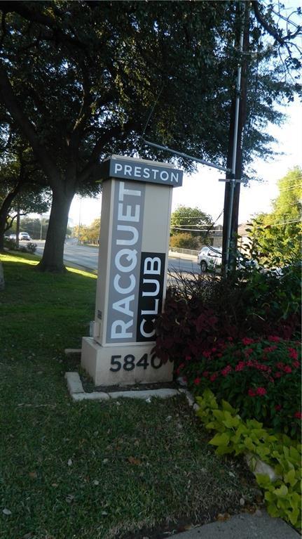5840 Spring Valley Road #402, Dallas, TX 75254 (MLS #13746383) :: Team Hodnett