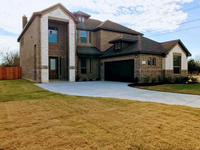 5116 Crestwater Drive, Mansfield, TX 76063 (MLS #13747888) :: Keller Williams Realty