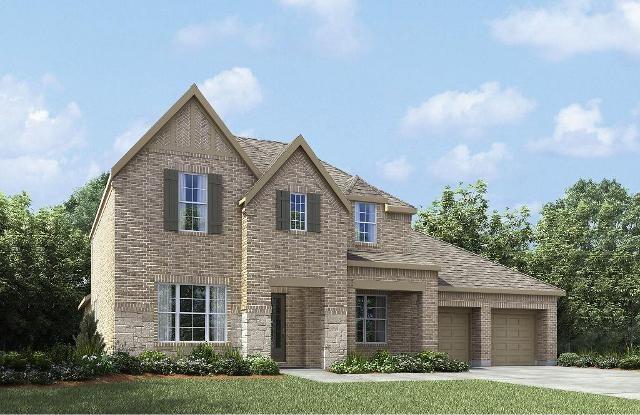 3500 Briarcliff Drive, Prosper, TX 75078 (MLS #13752373) :: Team Hodnett