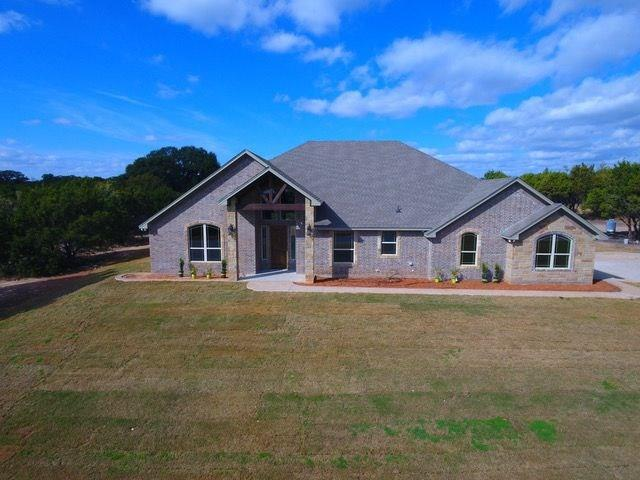 721 Milton Court, Granbury, TX 76048 (MLS #13753189) :: Team Hodnett