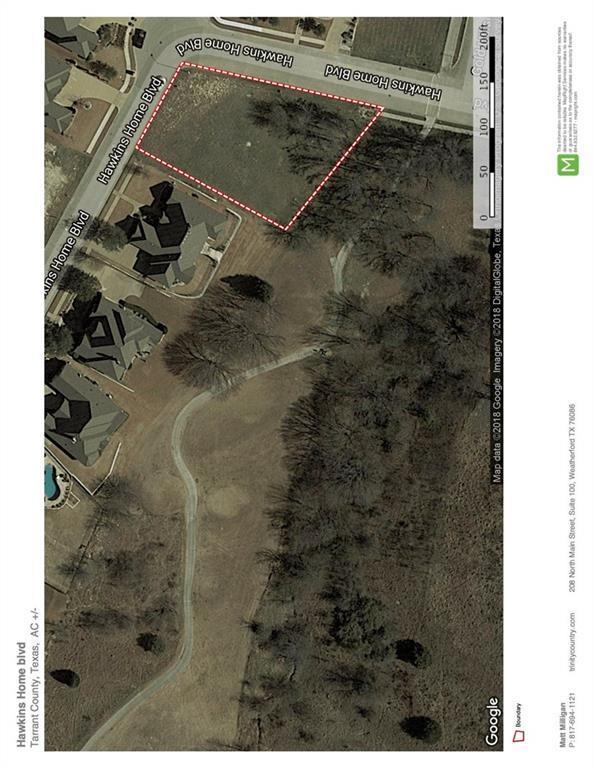 11032 Hawkins Home Boulevard, Benbrook, TX 76126 (MLS #13755138) :: Team Hodnett