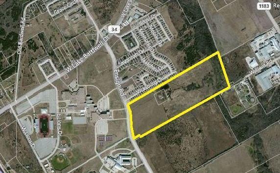 2512 Ensign Road, Ennis, TX 75119 (MLS #13757007) :: RE/MAX Town & Country