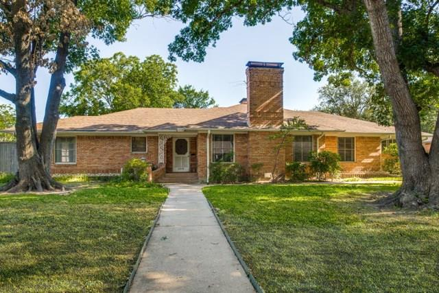 6014 Meadowcrest Drive, Dallas, TX 75230 (MLS #13757753) :: Robbins Real Estate Group