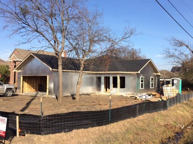 1538 Avenue F, Grand Prairie, TX 75051 (MLS #13761282) :: Keller Williams Realty