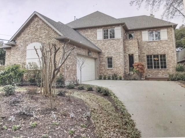 6011 Shetland Drive, Dallas, TX 75230 (MLS #13761482) :: Exalt Realty