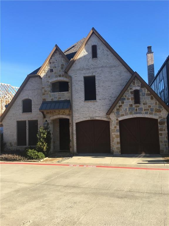 2604 Stoneleigh Circle, Richardson, TX 75080 (MLS #13762183) :: Team Hodnett