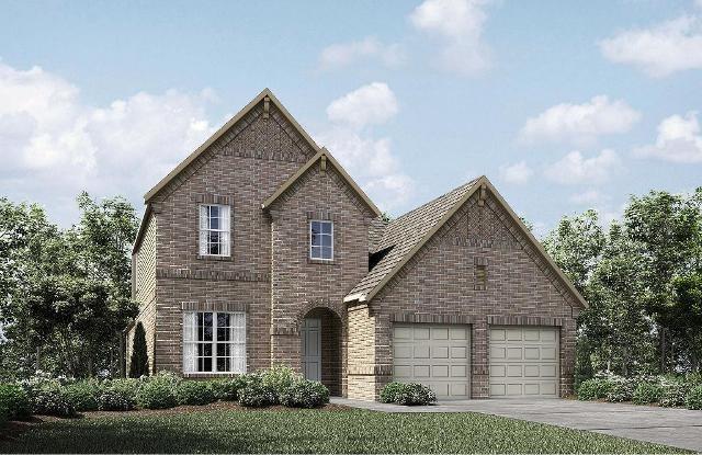 3821 Ramble Creek Drive, Mckinney, TX 75071 (MLS #13762260) :: Team Hodnett