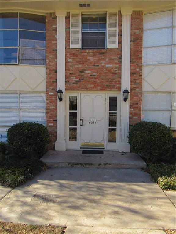 4931 Cedar Springs Road D, Dallas, TX 75235 (MLS #13766505) :: Team Hodnett