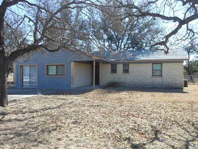 1200 Westland Road, Ranger, TX 76470 (MLS #13767270) :: Team Hodnett