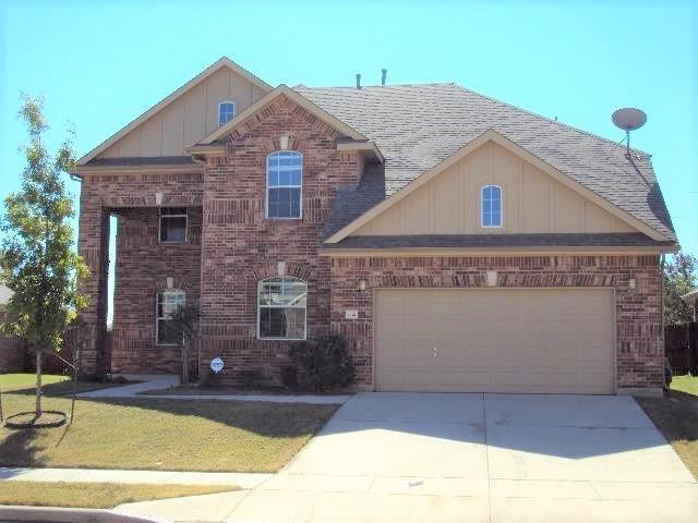 4020 Alderbrook Lane, Fort Worth, TX 76262 (MLS #13771066) :: NewHomePrograms.com LLC