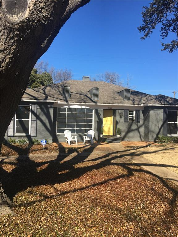 3541 Townsend Drive, Dallas, TX 75229 (MLS #13771407) :: Team Hodnett