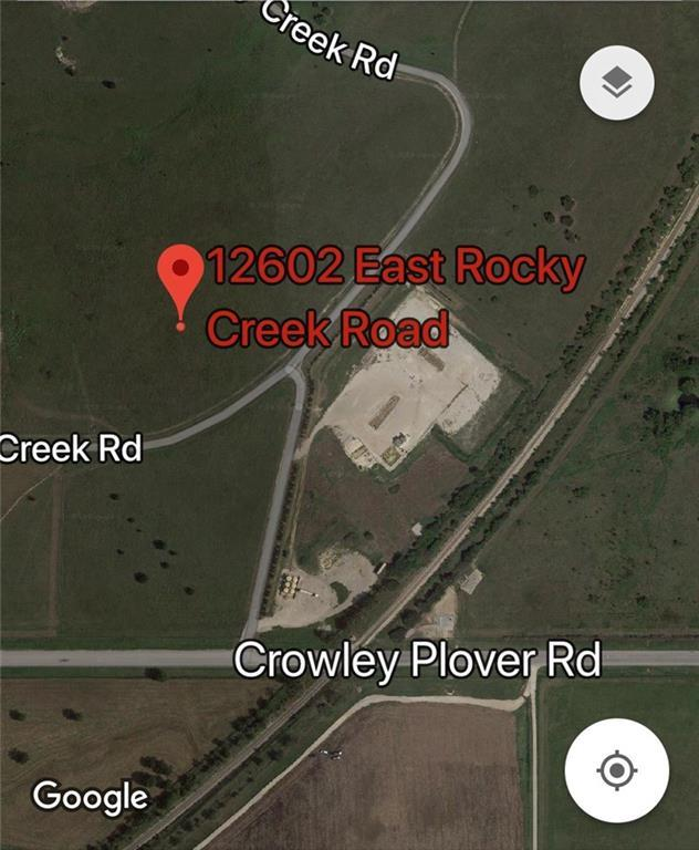 12602 E Rocky Creek Road, Crowley, TX 76036 (MLS #13772305) :: The Mitchell Group