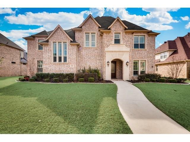 2163 Dampton Drive, Frisco, TX 75033 (MLS #13773495) :: Team Hodnett