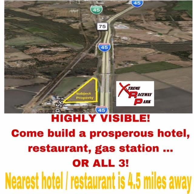 1729 Interstate 45, Ferris, TX 75125 (MLS #13773815) :: Pinnacle Realty Team