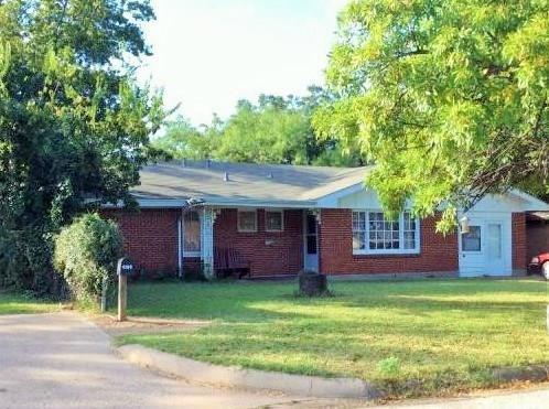 633 E North 18th Street, Abilene, TX 79601 (MLS #13775749) :: NewHomePrograms.com LLC