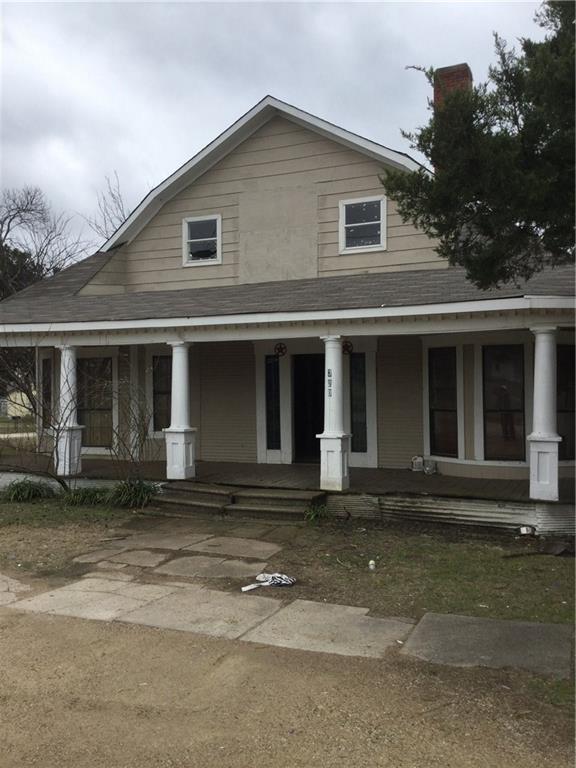 320 E South Front Street, Frost, TX 76641 (MLS #13778367) :: Team Hodnett